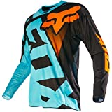 2016 Fox Racing 360 Shiv Jersey (L, Aqua) Size: Large, Model: 360 Shiv, Car & Vehicle Accessories / Parts