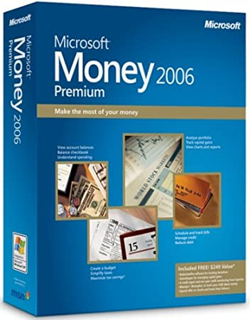Microsoft Money 2006 Premium [OLD VERSION]