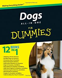 Dogs All-in-one For Dummies from For Dummies