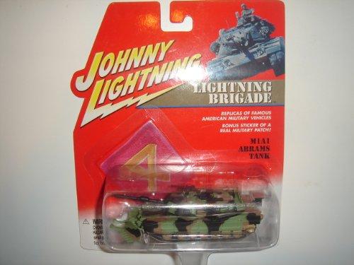 Johnny Lightning Lightning Brigade M1A1 Abrams Tank - 1