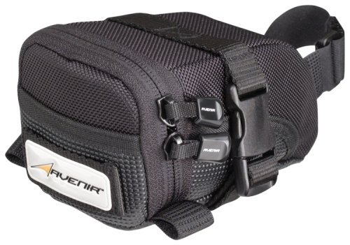 Avenir Bigmouth Velcro Seat Bag (Small- 27 Cubic Inches)