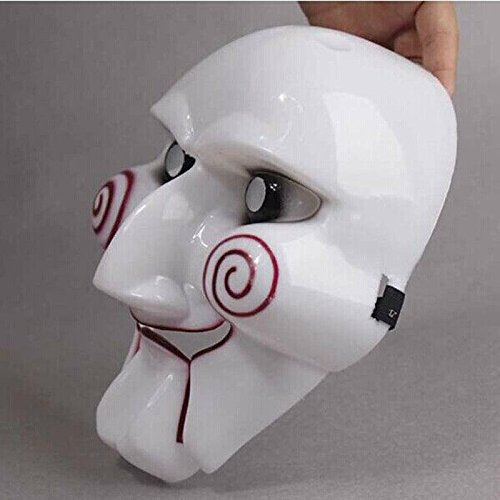 Fashion Cosplay for Halloween Masquerade Carnival Party Prom Carnival Mask (Clown Killer) 1