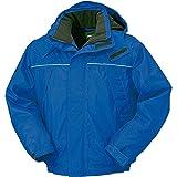 クロダルマ/作業服 防寒ジャンパー/ジャンパー カラー:10_ブルー サイズ:M 品番:54172