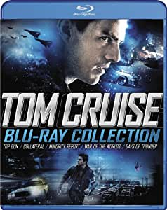 Tom Cruise Blu-ray Collection (Collateral / Days of Thunder / Minority Report / Top Gun / War of the Worlds)