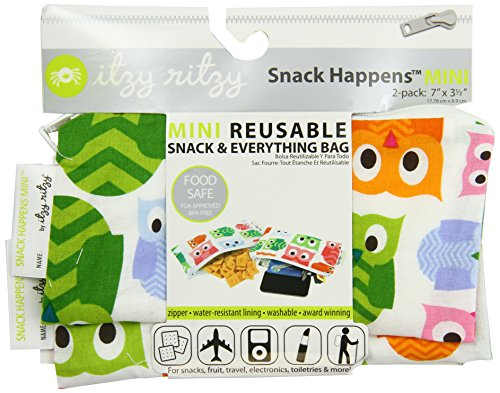 itzy-ritzy-snack-happens-hoot-mini-reusable-snack-and-everything-bag-pack-of-2