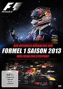 Der offizielle Rückblick der Formel 1 Saison 2013