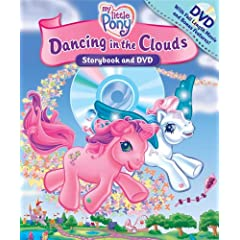 Book cover to Dancing in the Clouds book and DVD set
