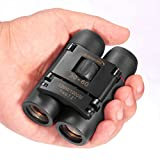 Aurosports 30x60 Folding Binoculars Telescope with Night Vision for outdoor birding, travelling, sightseeing, hunting, etc