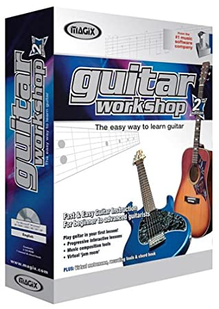 Guitar Workshop 2.0 deLuxe  Special Edition (Jewel Case)