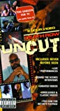 Death Row Uncut Too Gangsta for TV [VHS]