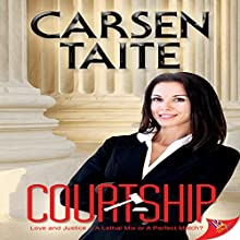 Courtship Audiobook by Carsen Taite Narrated by Amanda Goodyear