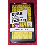 NCAA Baseball Vol. 1 [VHS] by