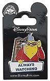 Disney Pin - Monsters Inc. - Roz - Always Watching