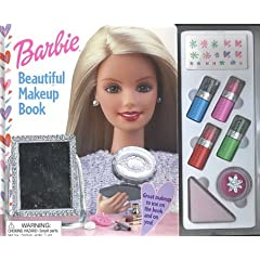 Beautiful Makeup Book (Barbie Style Book) (Board book)