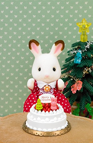 "Epoch Sylvanian Families Sylvanian Family Doll ""Birthday Cake Set Ka-416"" - 1"