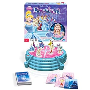 Wonder Forge Disney Cinderella's Royal Ball Game