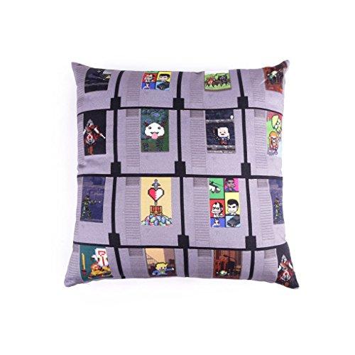 GeekI nvader Exclusiv cuscino decorativo con stampa