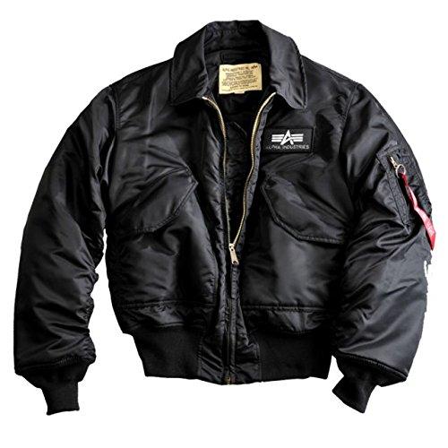 Alpha Ind. Jacke CWU OAI- black günstig online kaufen