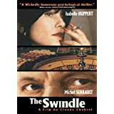 The Swindle ~ Isabelle Huppert