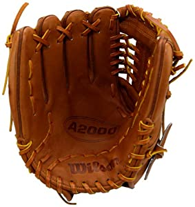 Wilson A2000 1796 11.75 Sdtn Baseball Glove (Left Hand Throw) by Wilson