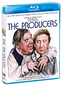The Producers - Collector's Edition [Blu-ray + DVD]