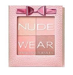 Physicians Formula Nude Wear Nude Glow Powder Light 6217 .24 Oz./7 g.