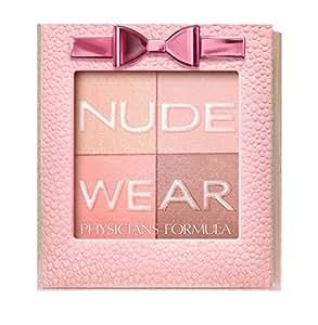 Physicians Formula Physicians Formula Nude Wear Glowing Nude Powder, Medium, 0.24 Ounce