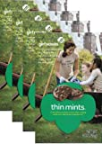 Girl Scout Thin Mints Cookies (4 Boxes)