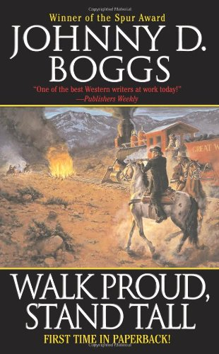 Walk Proud, Stand Tall (Leisure Western)