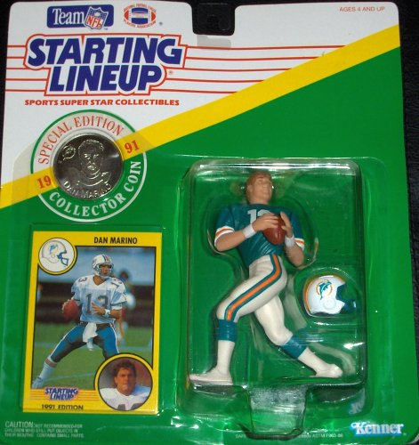 Buy Dan Marino 1991 Starting Lineup