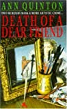 img - for Death of a Dear Friend book / textbook / text book