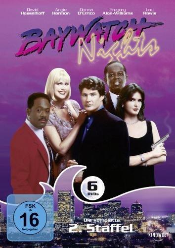 Baywatch Nights - Die komplette 2. Staffel [6 DVDs]