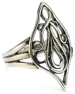 The Hobbit Jewelry Herren-Ring Elrond Antik Gr. 63 (20.1) 19009958 63