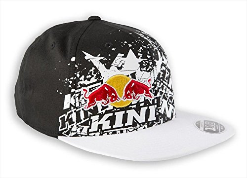 Cappellino Kini Red Bull Repeat Nero