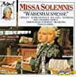 Mozart: Mass No4; Misericordias Domini in Dm