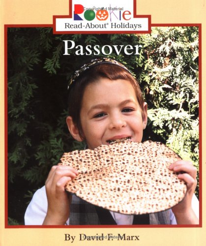 Passover (Rookie Read-About Holidays), David F. Marx