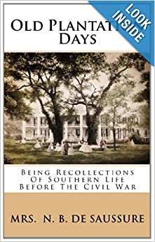 plantation life in the south before the civil war How was life in the south before the civil war  many people worked on large plantations to grow crops the south had many large farms and was less industrialized.