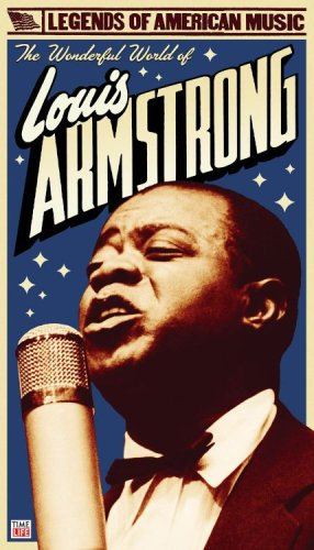 Cover art for  Wonderful World of Louis Armstrong (W/Dvd)