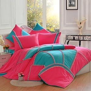 Queen Beds For Girls ... Bedding Set...