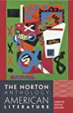 img - for The Norton Anthology of American Literature (Shorter Eighth Edition) (Vol. One-Volume) book / textbook / text book