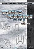 echange, troc Transformers: Season 3 - Pt 1 - Vol 1 (Dol) [Import USA Zone 1]