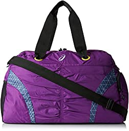ASICS Women\'s Fit-Sana Bag, One Size, Purple Magic