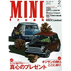 MINI freak ( �~�j�t���[�N ) 2010�N 02���� [�G��]
