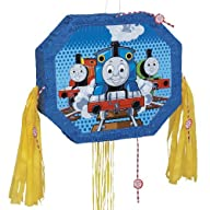 Thomas the Tank Engine Pinata, Pull String