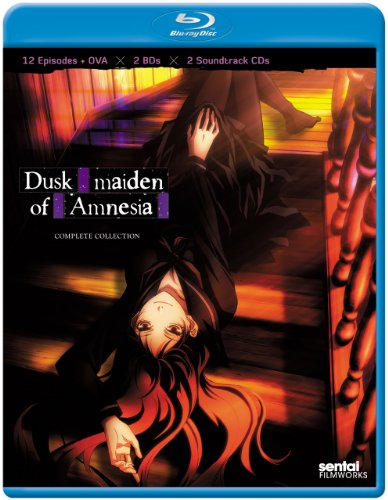 Dusk Maiden of Amnesia Complete Collection [Blu-ray]