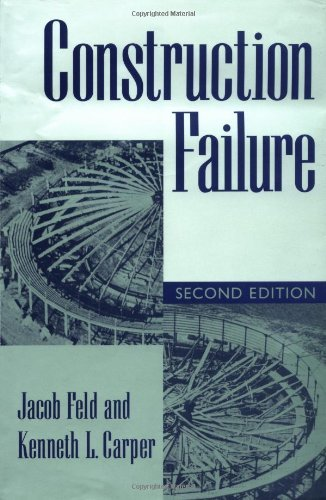 Construction Failure:2Nd (Second) Edition front-547332