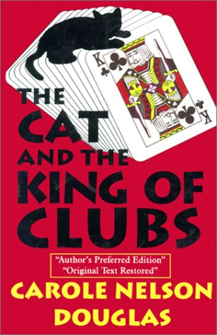 The Cat and the King of Clubs (Five Star First Edition Mystery)