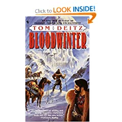 Bloodwinter by Tom Deitz