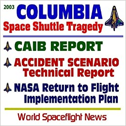 columbia space shuttle disaster report pdf