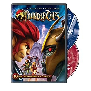 Thundercats Books on Amazon Com  Thundercats Season 1 Book 3  Emmanuelle Chriqui  Clancy